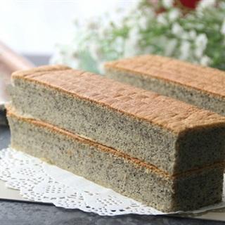Cách Làm Bánh Bông Lan Mè Đen Rất Dễ, Thơm Lừng