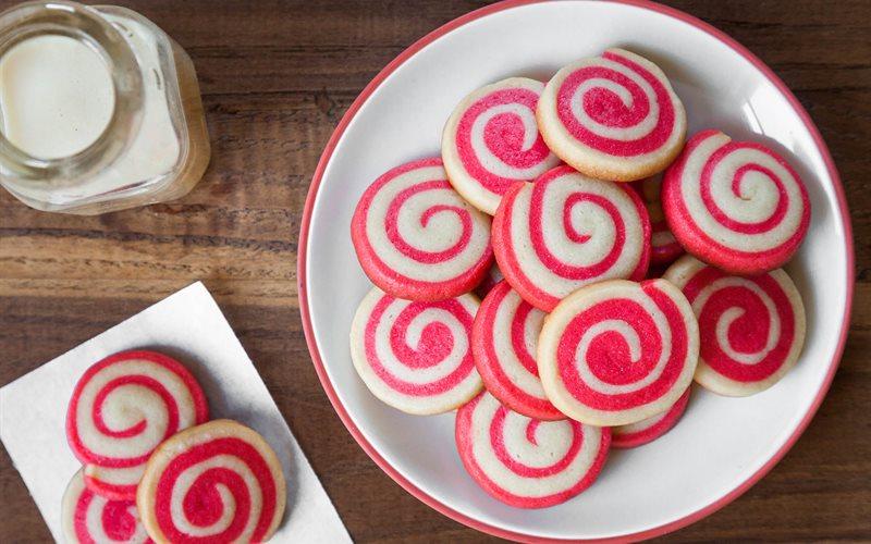 Cách làm Bánh cookie hai màu