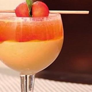 Cách làm Mocktail Cam Fantasy chua ngọt và beo béo