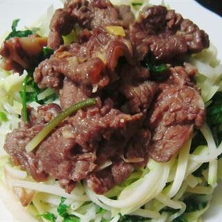 Cách Làm Thịt Bò Xào Su Hào Thơm Ngon Cho Bữa Cơm