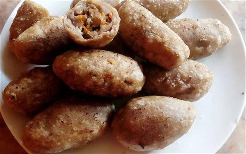 Cách Làm Bánh Rán Nhân Thịt Giòn Ngọt Rất Đơn Giản