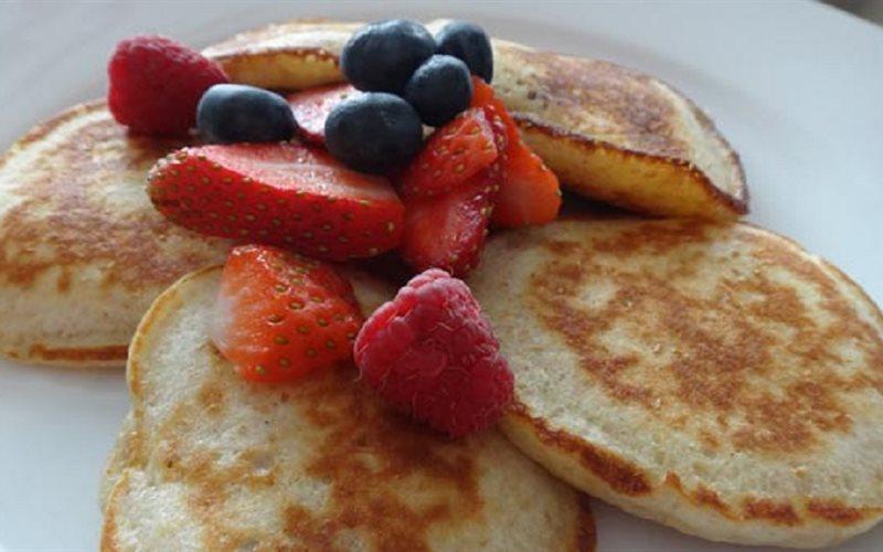 Cách Làm Pancake Sữa Chua Lạ Miệng Thơm Ngon Ở Nhà