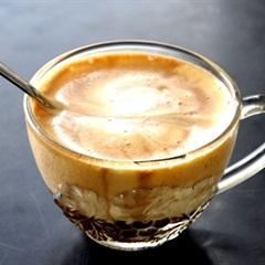 Món ăn vặt mang hương vị cà phê