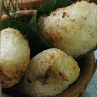 Cách làm Chuối Bọc Nếp Nướng nước cốt dừa, ngon cực đỉnh