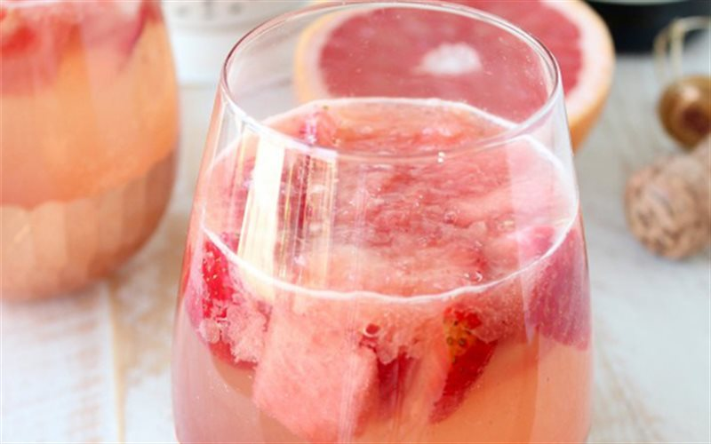 Cách Pha Cocktail Với Trái Cây Thanh Mát Ngày Hè