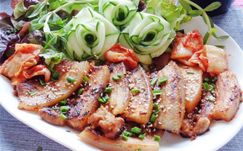 Cách Làm Thịt Nướng Kiểu Hàn Ngấm Đậm Vị, Ngon Cực