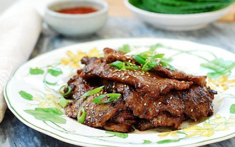 Cách Làm Thịt Bò Nướng Sốt Tương Đậm Đà Thơm Ngon