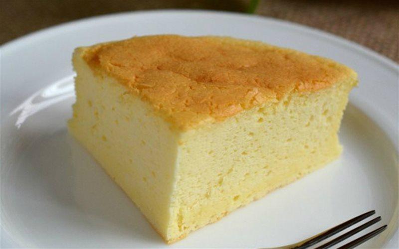 Cách làm Bánh Bông Lan Phô Mai Mềm Xốp đơn giản tại nhà