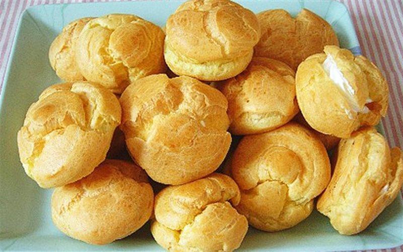 Cách Làm Bánh Su Kem Mềm Mịn, Bé Xinh, Ngon Mà Dễ