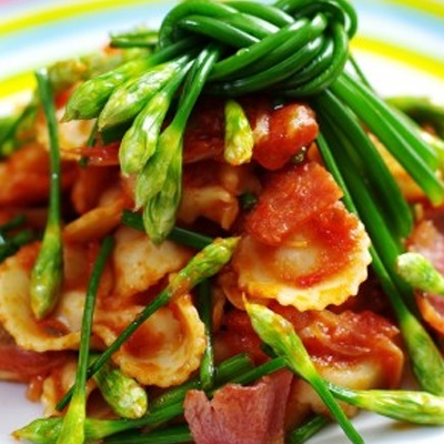 Cách làm các món ăn từ thịt xông khói