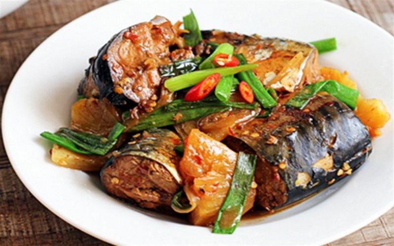 Cách làm Cá Nục Kho Thơm với nước mắm đậm đà, ngon chuẩn vị