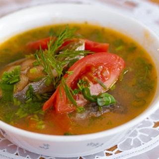 Cách nấu Lẩu Riêu Cá Chép thì là, thơm ngon cho bữa tiệc