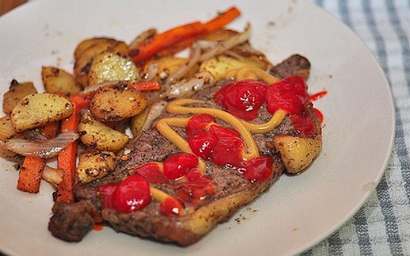 Cách Làm Bò Beefsteak Thơm Ngon Hấp Dẫn Đơn Giản