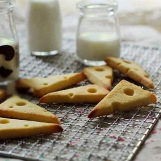 Cách làm bánh quy phô mai