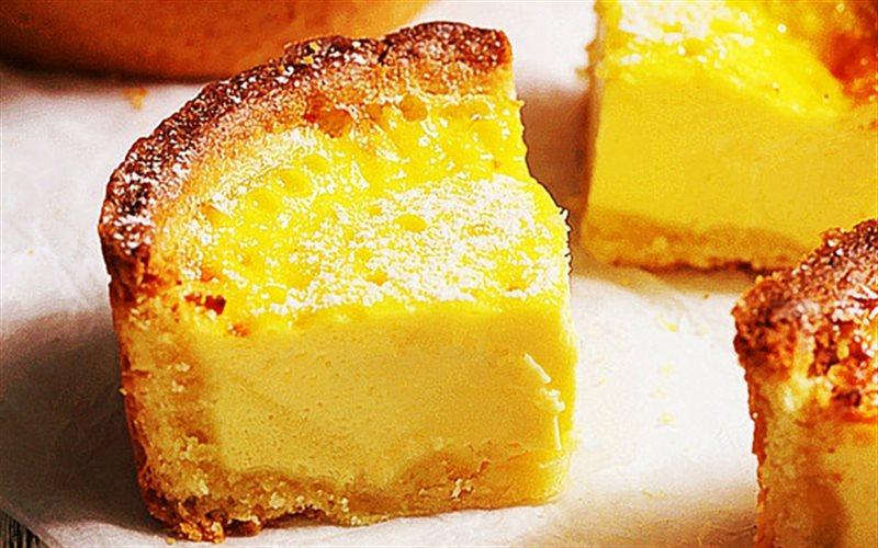Cách Làm Bánh Tart Nhân Kem Trứng Hấp Dẫn Đơn Giản