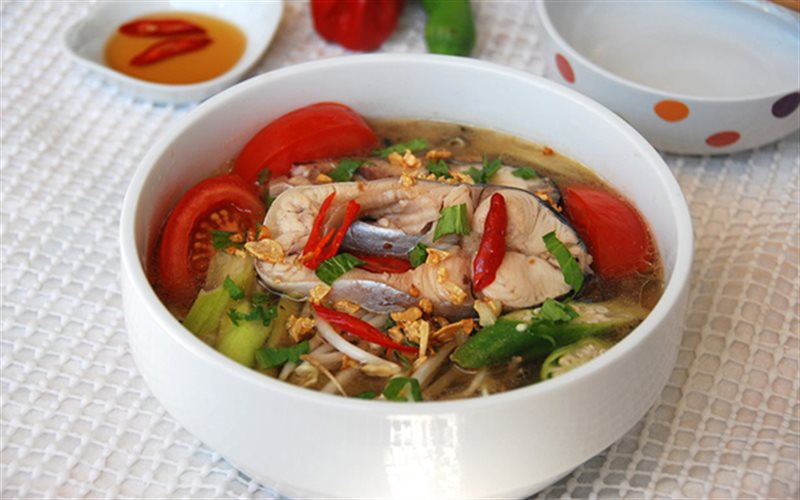 Cách nấu Canh Chua Cá Basa đậm đà, hấp dẫn cho cả gia đình