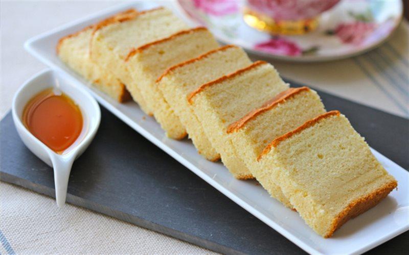 Cách làm bánh bông lan xốp mềm ngon