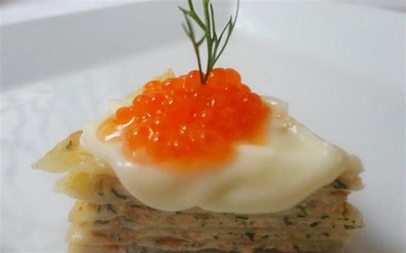 Cách làm Bánh Xèo Kiểu Nga thơm ngon, đơn giản tại nhà
