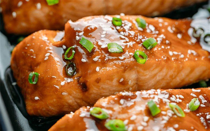 Cách làm Teriyaki Salmon kiểu Nhật thơm ngon đậm đà