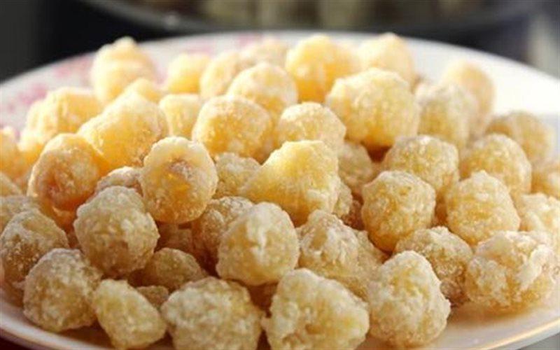 Cách làm Mứt Sen bằng hạt sen khô, dùng đãi khách ngày Tết
