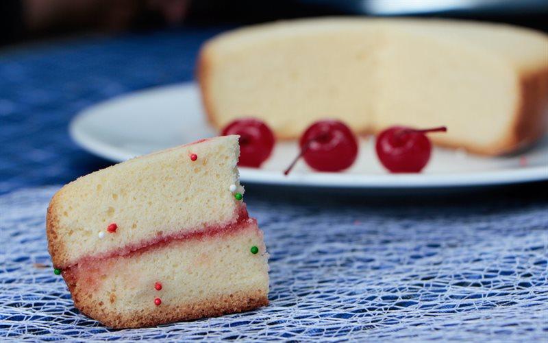 Cách Làm Bánh Bông Lan Bằng Nồi Cơm Điện | Hấp Dẫn