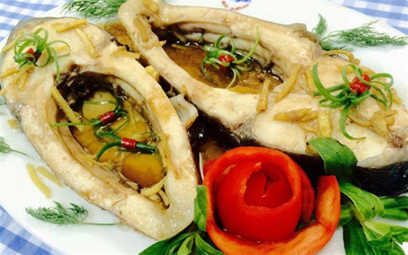 Cách làm Cá Hấp Hành Gừng thơm ngon, cho bữa cơm gia đình