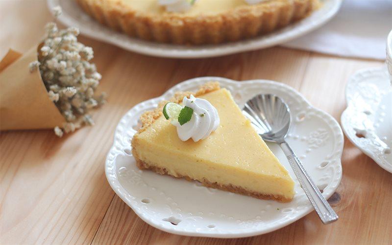 Cách Làm Bánh Chanh - Lime Pie Ăn Ngon Cực Kỳ
