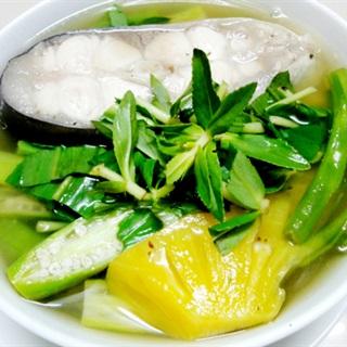 Cách Nấu Canh Chua Cá Hú Ngon Chuẩn Vị Nam Bộ
