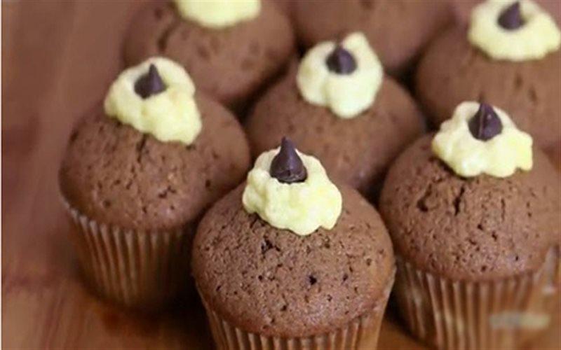 Cách Làm Chocolate Cuppin Cake Thơm Ngon Hấp Dẫn