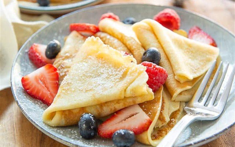 Cách Làm Bánh Crepe Đơn Giản Kiểu Pháp | Siêu Ngon