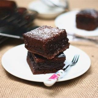 Cách làm Bánh Brownie Chocolate thơm lừng dễ làm tại nhà