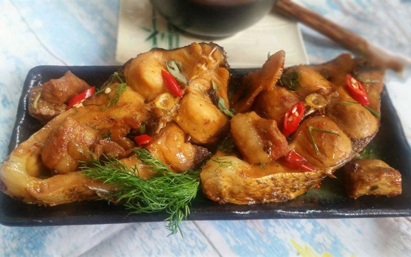 Cách Làm Cá Kho Thịt Củ Riềng Đậm Vị, Cực Ngon Cơm
