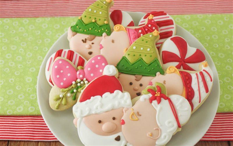 Cách Làm Bánh Quy Giáng Sinh Đơn Giản Cực Xinh Xắn
