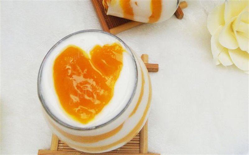 Cách Làm Thạch Xoài Sữa Chua Mát Lạnh Giải Nhiệt