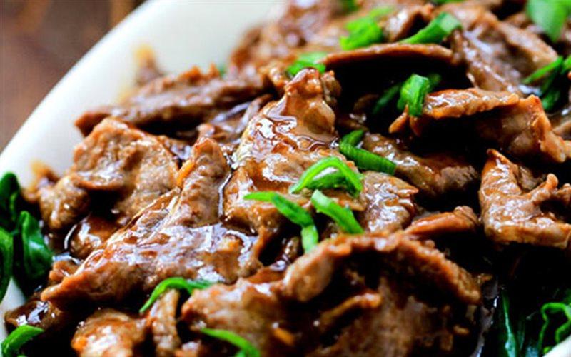 Cách làm Thịt Bò Xào Rau Cải thơm ngon và giàu dinh dưỡng