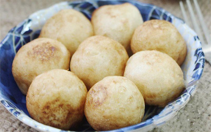 Cách Làm Bánh Khoai Lang Ngọt Ăn Vặt Thơm Ngon