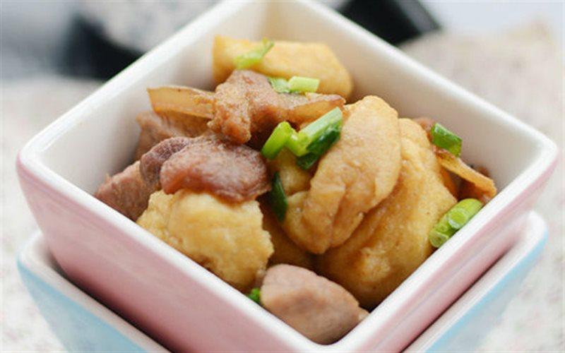 Cách Làm Thịt Ram Đậu Hũ Thanh Đạm Cho Bữa Cơm