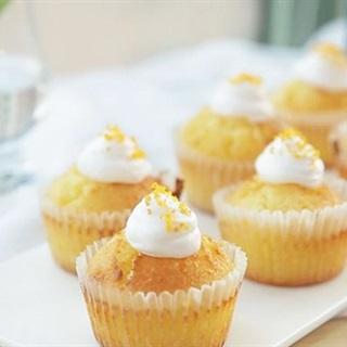 Cách Làm Bánh Cupcake Cam | Cực Thơm Ngon Tại Nhà