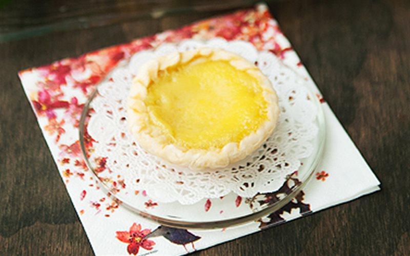 Cách Làm Bánh Tart Trứng Vỏ Giòn Cực Thơm Ngon