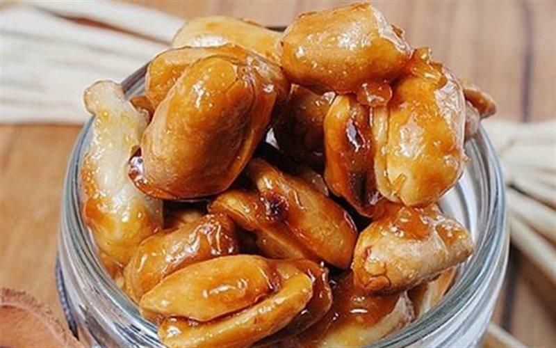 Cách Làm Đậu Phộng Caramel Ăn Vặt Cực Thơm Ngon
