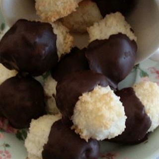 Cách Làm Bánh Quy Dừa Chocolate Ăn Vặt Ngon Miệng