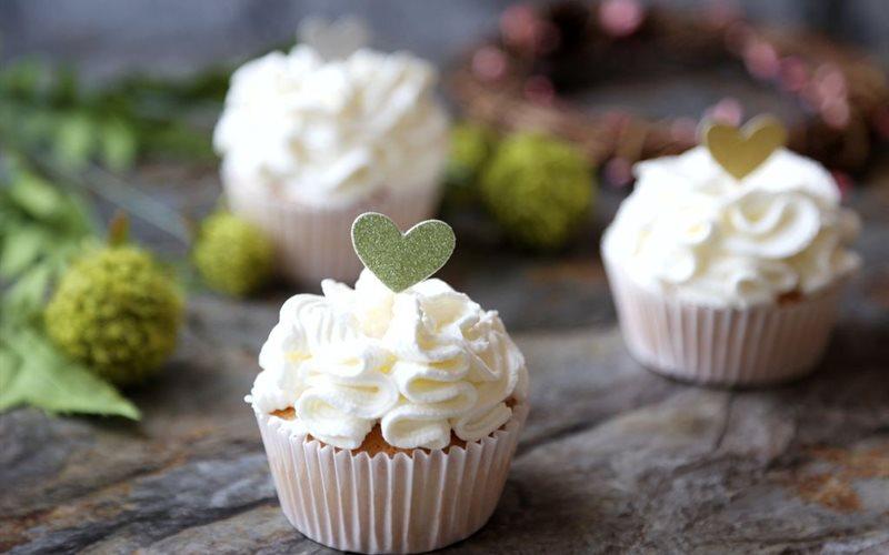 Cách Làm Bánh Cupcake Đơn Giản | Bằng Lò Nướng