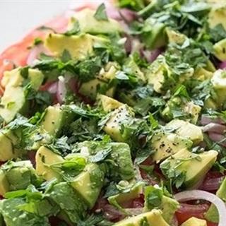 Cách Làm Salad Cà Chua Bơ Làm Đẹp Da Đơn Giản