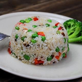 Cách làm Cơm Chiên Chay thơm ngon, hấp dẫn, ăn cực thích