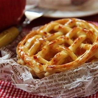 Cách làm bánh táo nướng hương quế