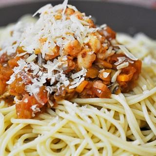 Cách Làm Spaghetti Sốt Tôm Cà Chua, Hấp Dẫn Cho Bé