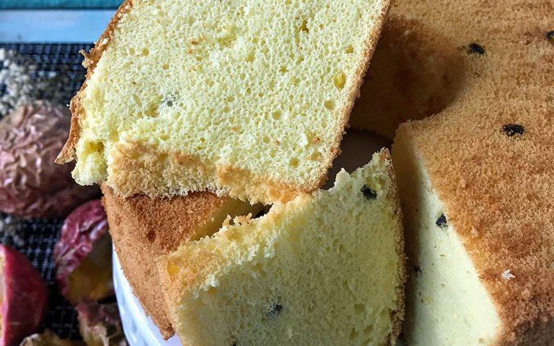 Cách làm Bánh chiffon chanh dây