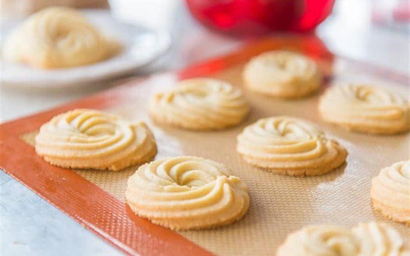 Cách làm Butter Cookies thơm lừng, hấp dẫn ngay tại nhà
