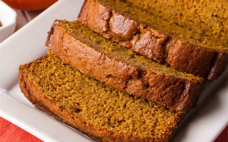 Cách làm Bánh mì bí đỏ thơm lừng