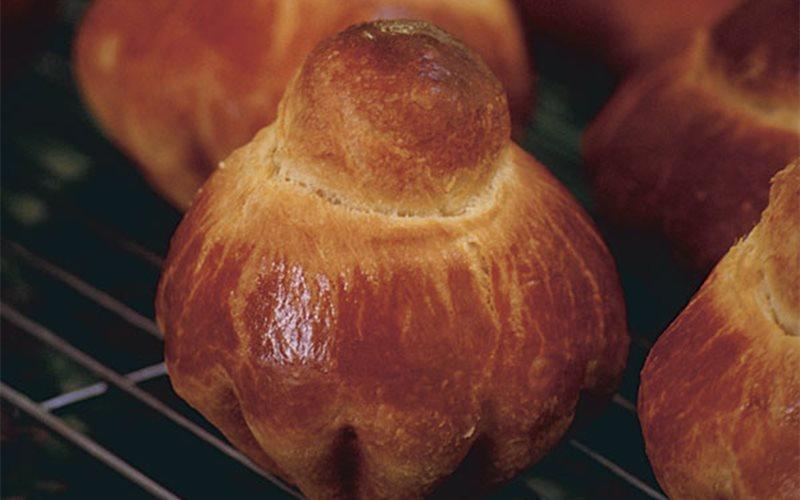 Cách làm Bánh mì ngọt Pháp - Brioche